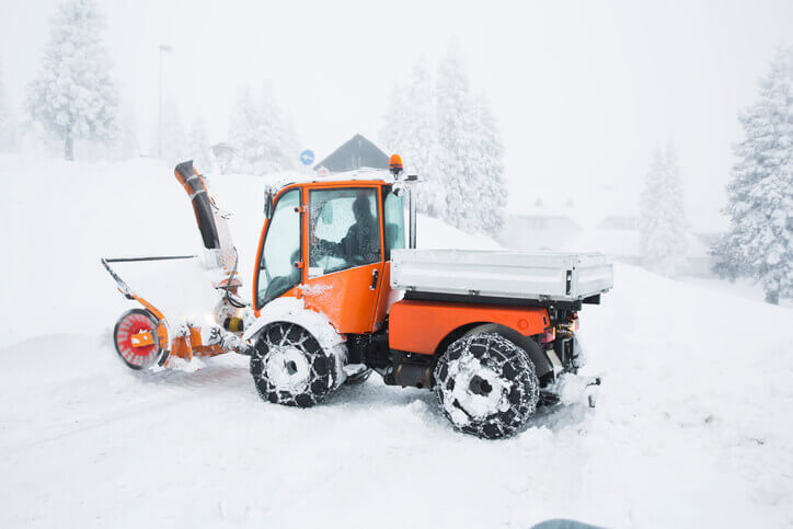 commercial snow blowing services willow grove pa