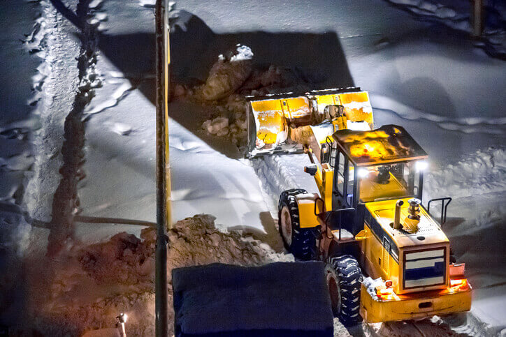 commercial snow relocation services willow grove pa