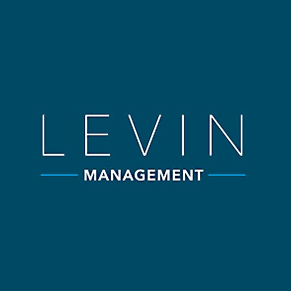 commercial landscaping client levin management