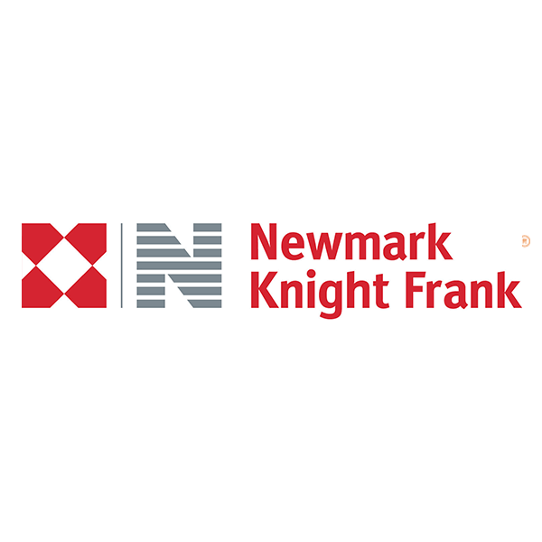 commercial landscaping client newmark knight frank
